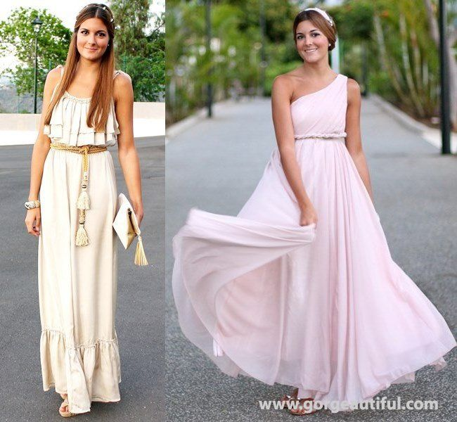 marvelous beach wedding guest outfit