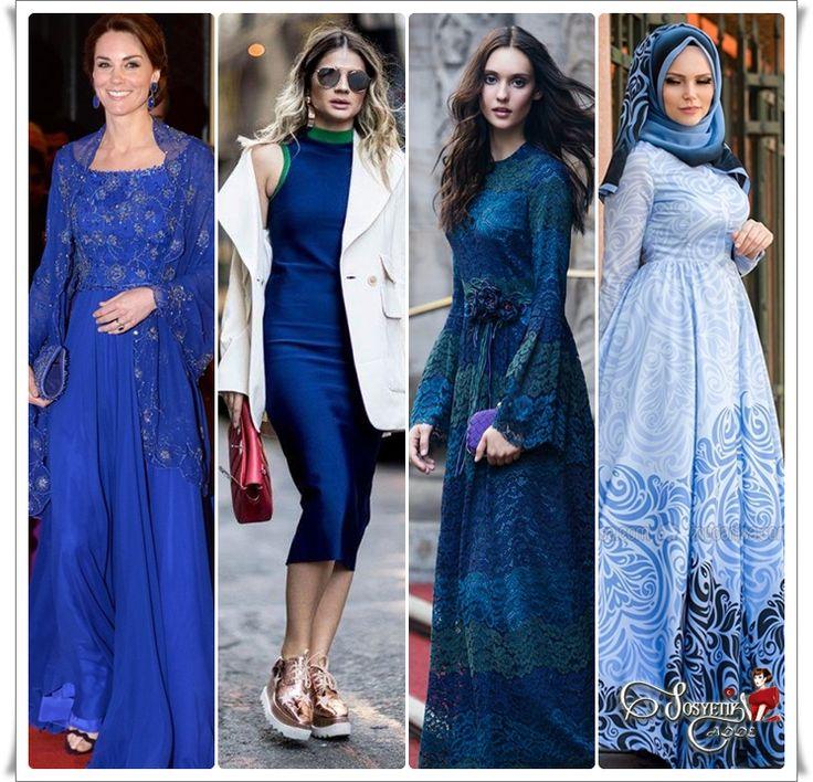 Azur Mavisinin Şıklığı ve Azur Kombinleri  Ünlülerin de tercihi olan Azur Mavisi giyimden aksesuara her alanda karşımıza çıkacak. Azur mavisi, her renk ile uyum sağlayabilmekte. Kombinler için tıklayınız ⤵  http://www.sosyetikcadde.com/azur-mavisinin-sikligi-ve-azur-kombinleri/