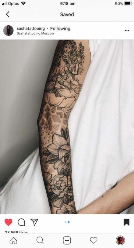 Trendy Tattoo Frauen Unterarm Blumen Kleine Ideen   – Tattoo Ideas ♡