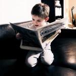 Revue de Presse : Harold lit l'article du Progrès, «Le web de demain s'imagine à Villeurbanne»