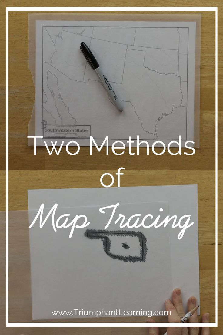 Enhance Geography Studies With Map Tracing 85
