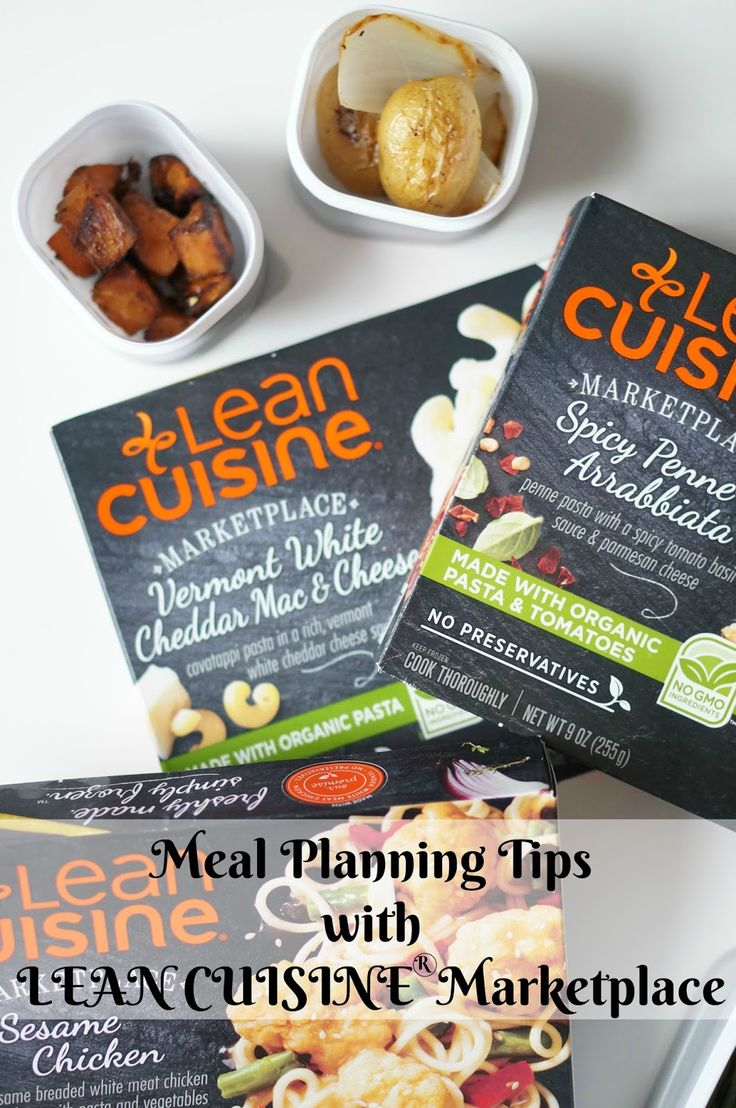 Rebecca Lately Lean Cuisine Meal Planning #LeanCuisine #ad #CollectiveBias