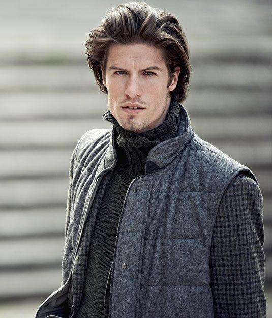 "Gilet trapuntato, ""over jacket"" http://www.leboleuomo.it/"
