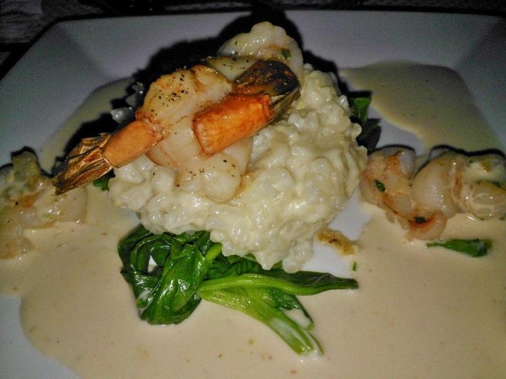 Sweet Shrimp Cypress Lounge & Wine Bar At The Westin in Bellevue, Washington
