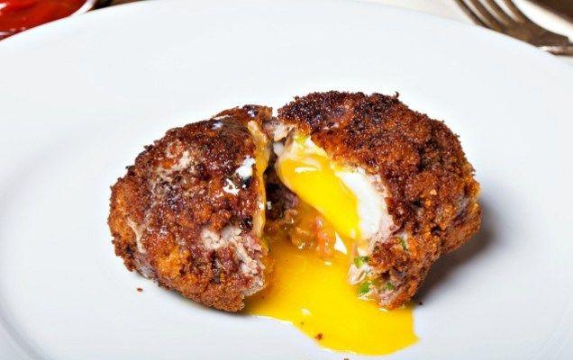 Συνταγή: Σκωτσέζικα αυγά