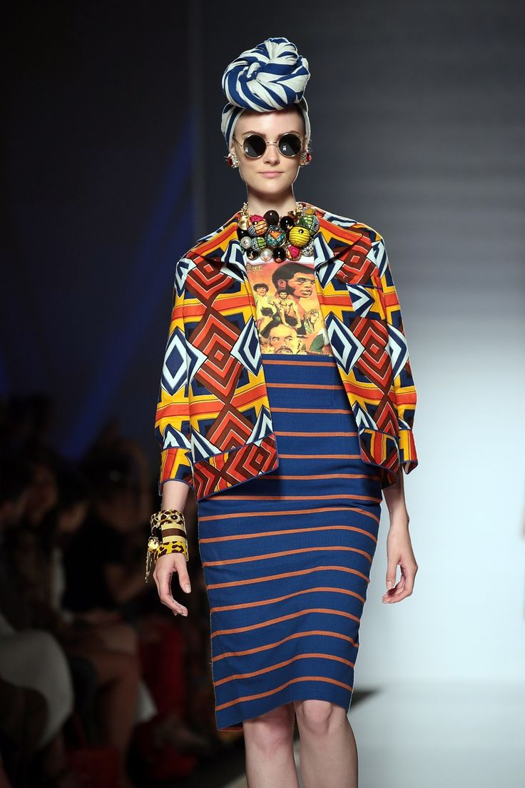Collections - Stella Jean, SS14 Ethical fashion Africa