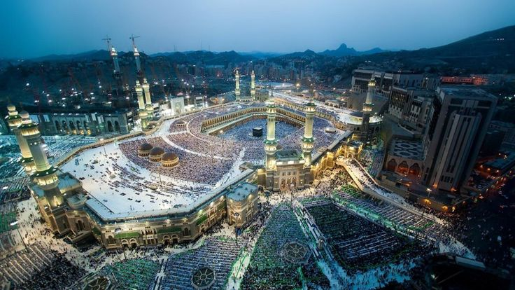 Mecca Madina Hd Wallpapers 1366x768 Group 57 Download For Free Mecca City Grand Mosque Mosque