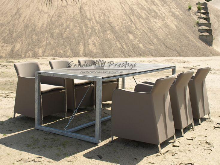 1000 images about alu inox garden furniture on pinterest teak granada and met - Sun garden prestige ...