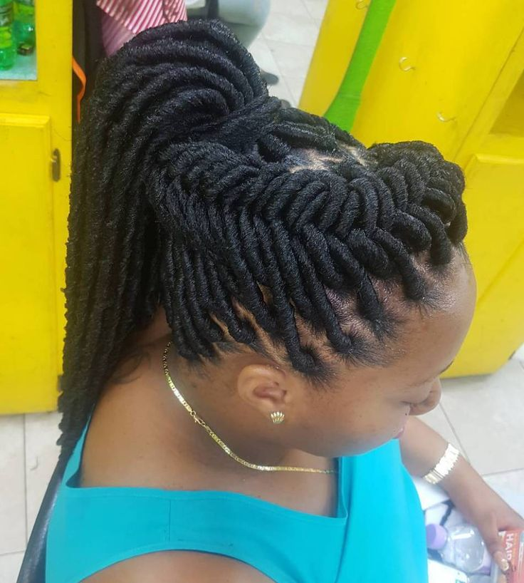 40 fabulous funky ways to pull off faux locs faux locs