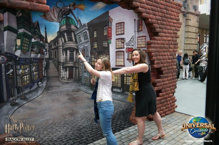 1 Year of Wizarding World of Harry Potter - Diagon Alley