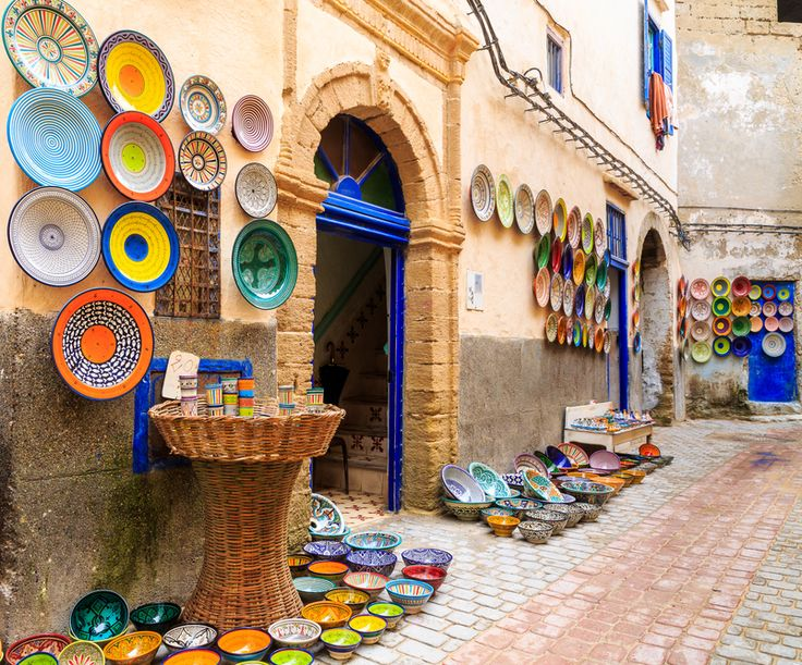 Traditional #Essaouira Street Market in #Morocco :)  #Culture #Heritage #Holidays #Traveling #Moroccotravel #ViriksonMoroccoHolidays #CheapMoroccoHolidays
