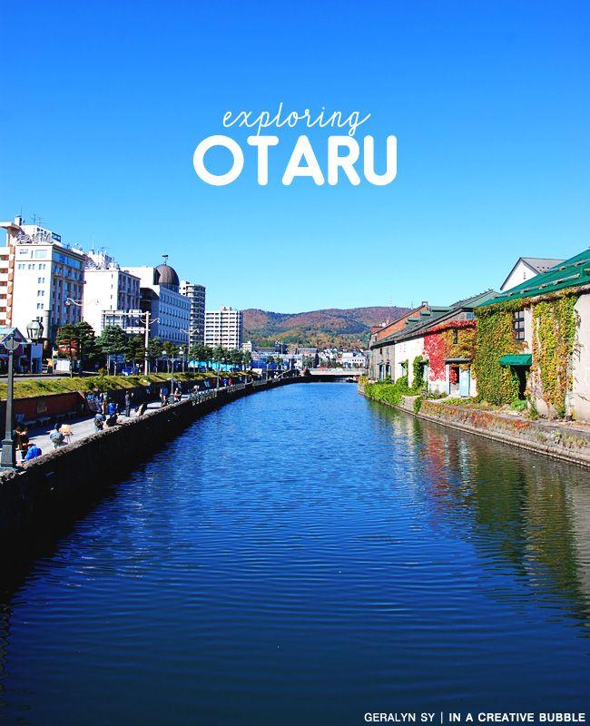 In a Creative Bubble: Travel Tuesday no.24 // Otaru