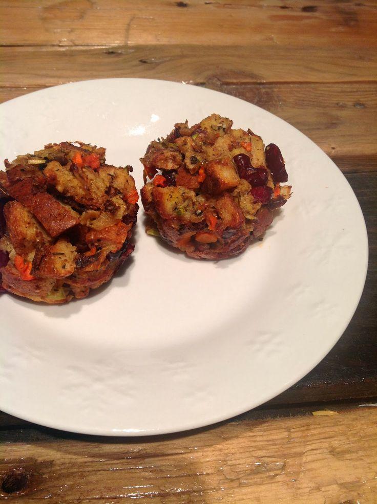 delish in a dish: Stuffin Muffins