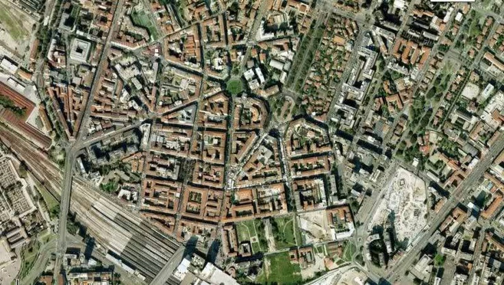 Milano - quartiere Isola