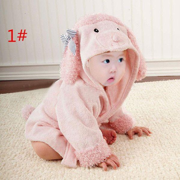 M s de 1000 ideas sobre animales de toalla en pinterest - Toalla albornoz ...