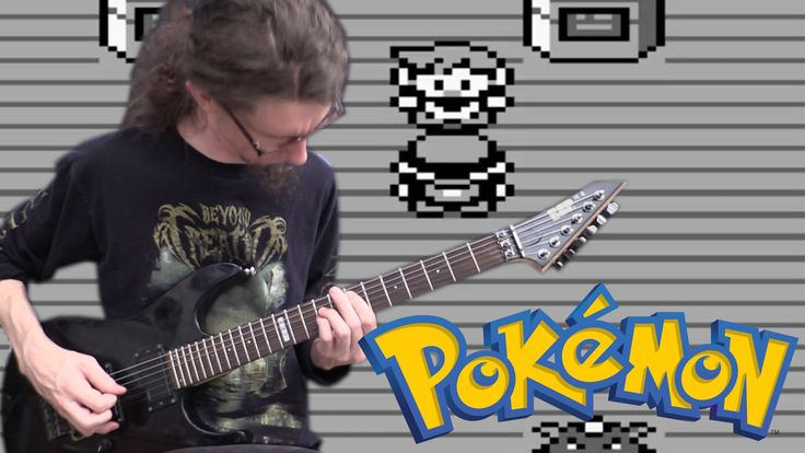 Pokemon Red Blue Yellow VICTORY ROAD / CHAMPION THEME - Metal Cover
