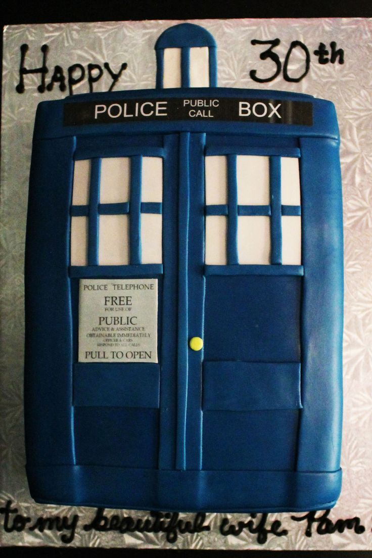 Best 25 Tardis cake ideas on Pinterest Doctor who cupcakes
