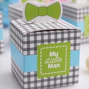 Souvenir Ulang Tahun Candy Box Kotak Permen Hamper Pesta Anak YBG (Ready Stock)