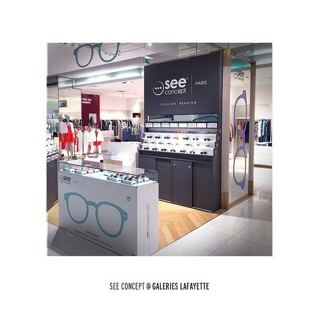 Flooring Stores In Lafayette La: See Concept At Galeries Lafayette, Paris