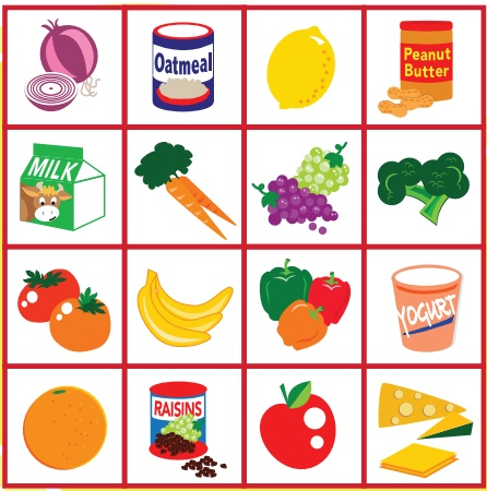 Grocery shopping with the kids? Try this new twist on the classic bingo game to keep them entertained. Thanks PBS Kids and Whole Foods for this great idea! #kids #activities #healthy