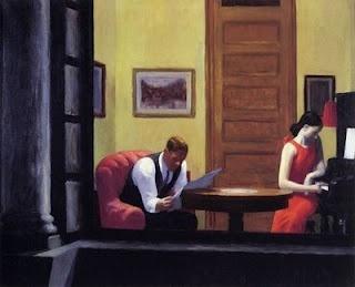 Edward Hopper, a Solidão Urbana