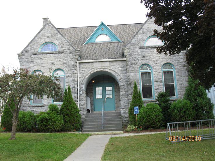 Gouverneur Public Library Gouverneur, NY
