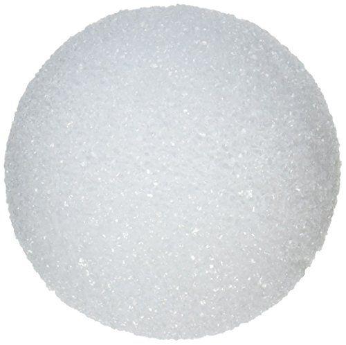 Floracraft Styrofoam Balls 4/Pkg-3-inch Floracraft…
