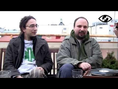 EYE ON DJ : MESSENJAH Ls BOLDRIK / interview - YouTube