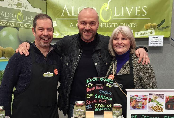 Food Startup Spotlight: Alco Olives