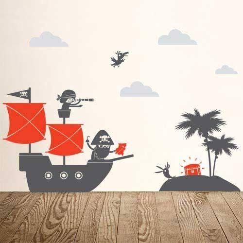Wall Mural Inspiration U0026 Ideas For Little Boysu0027 Rooms Part 53
