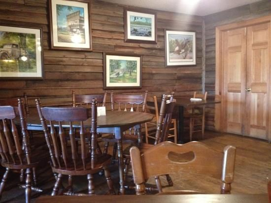 Front Porch Restaurant - on our way to Charlotte