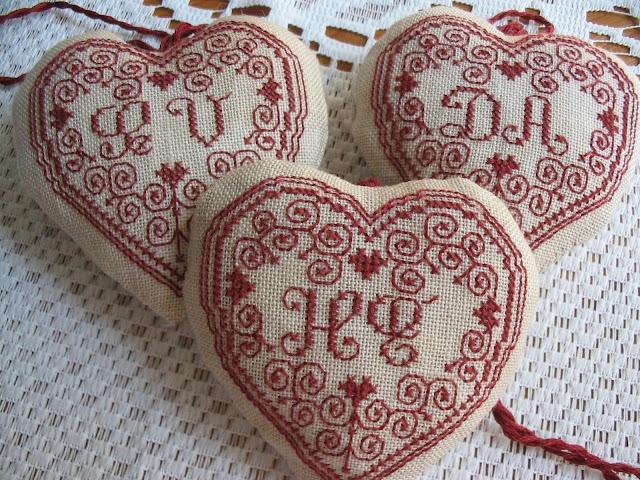 RP community blog for stitchers