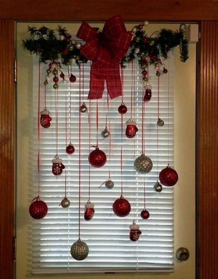 27+ Ideen für Weihnachtsdekorationen #christmasho…