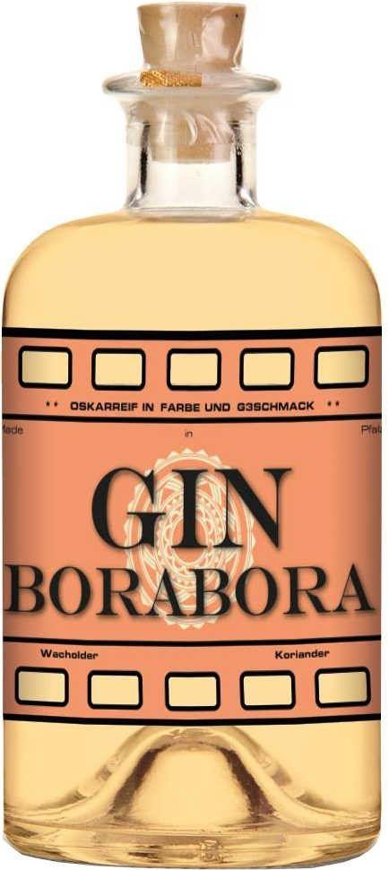 Gin von Gesandter in der 0,5l Flasche mit 60% Vol. Alc.