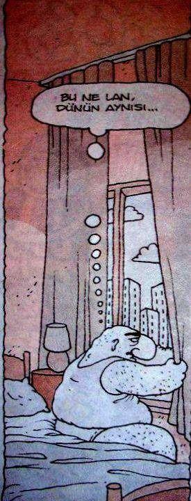 Dünün aynısı.... #karikatür #komik #enkomikkarikatürler #enkomikkarikaturler #karikatur #delicevat