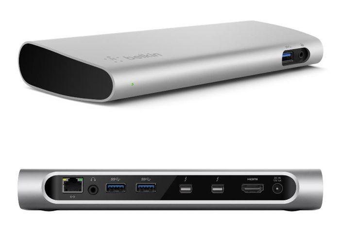 Belkin Thunderbolt 2 Express Dock HD #SimpleObjects #SimpleDigital #Belkin…
