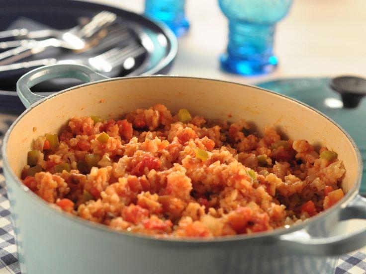 Traditional Spanish Rice Recipe : Trisha Yearwood : Food Network, ,