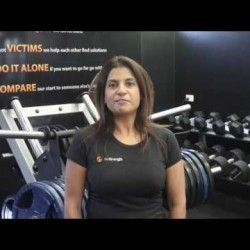 NuStrength Strength Training, Group Strength Training, Nutrition, Online Training & Nutrition, Education P: 1300 664 369 E: info@nustrength.com.au www