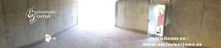 Buenos días a tod@s! ya tenemos terminado el garaje independiente de hormigón realizado en un chalet en Tres Cantos. Garaje de hormigón armado con cubierta plana de placas alveolares y terminación en cemento. Los clientes están contentísimos, nos alegramos mucho. mas info en www.exclusivasjoma.es
