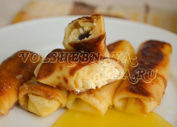 Налистники, или маленькие блинчики с начинкой, – традиционное блюдо украинской кухни. Как и все блюда этой кухни, оно сытное, ароматное и очень домашнее.