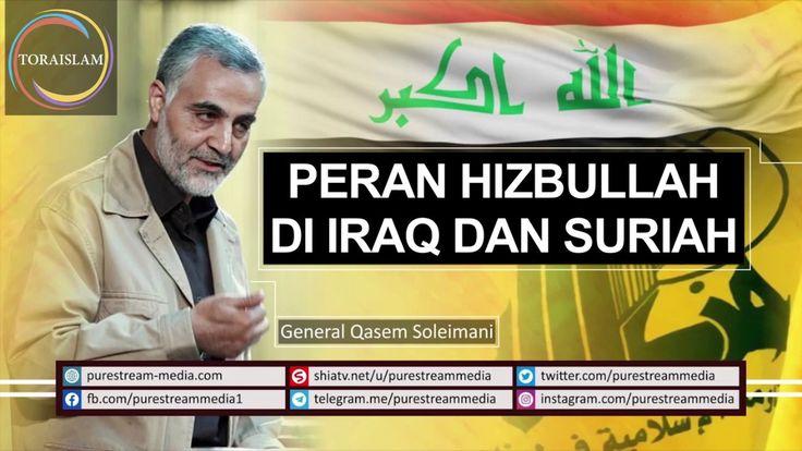 Qasem Sulaymani: Peran Hizbullah di Iraq dan Suriah