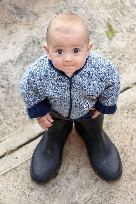 Un jour, je remplierai ces bottes.