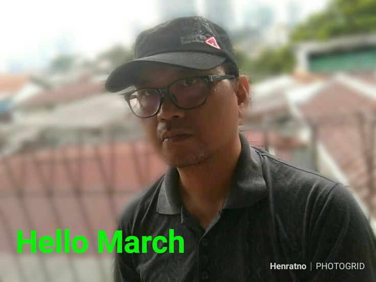 Welcome March ........ Love, Joy and Peace 🙏💗 🔹🔹🔹 #march #hellomarch #welcomemarch #me #selfie #henratnoprofilepicture #henratno #henratnofamily #photography #photogrid #like #likeme #like4like #likeforlike #photooftheday #followforfollow #follow4follow #likeforfollow #like4follow #love #happy #followme