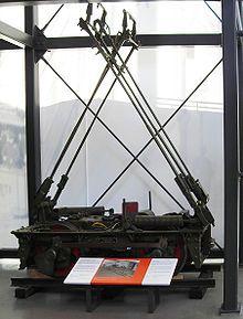 Lokomotive der Post-U-Bahn München