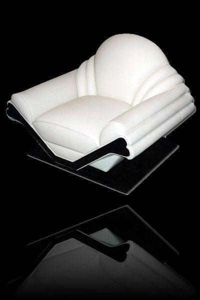 Art deco club chair sofa artdeco leather club chairs sofas