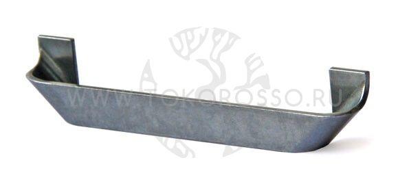 Ручка-скоба Metakor  Fold 11.4074.58 черн. сталь 160/180
