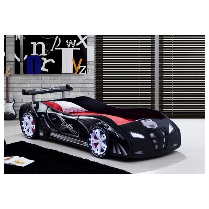 best 25 lit enfant voiture ideas on pinterest. Black Bedroom Furniture Sets. Home Design Ideas