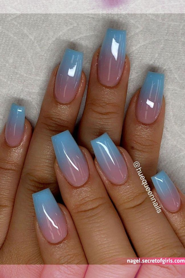 56 Trendy Ombre Nail Art Designs In 2020 Ombre Nail Designs Best Acrylic Nails Nail Art Ombre N In 2020 Ombre Nail Art Designs Nail Art Ombre Ombre Nail Designs