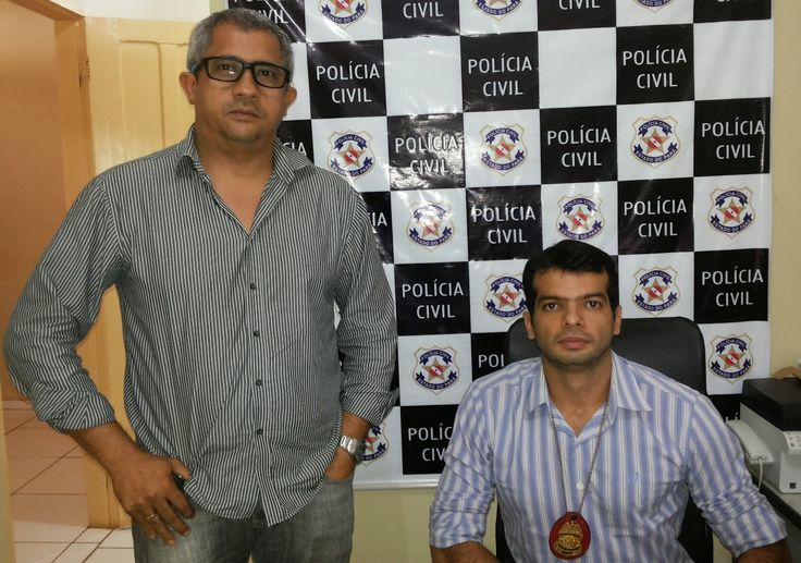 Delegacia de Polícia Civil de Uruará tem novo delegado Titular. Leia no blog http://joabe-reis.blogspot.com.br/2014/07/delegacia-de-policia-civil-de-uruara.html