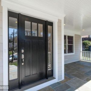 Traditional Exterior Doors With Glass